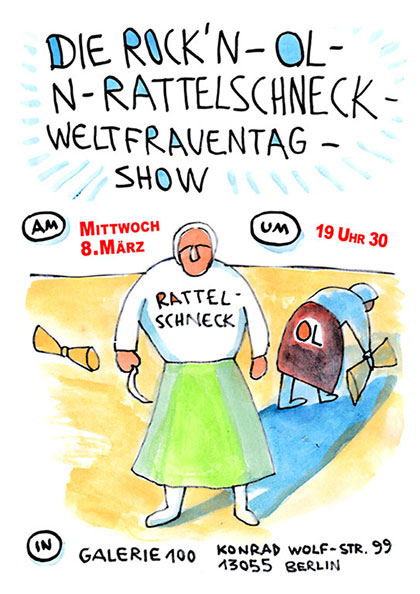 Frauentag-Show